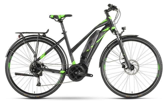 E-Bike Raymon E-Tourray 4.5 Trapez 2019