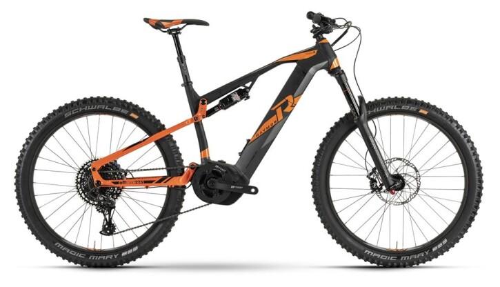 E-Bike Raymon E-SevenTrailRay 11.0 2019