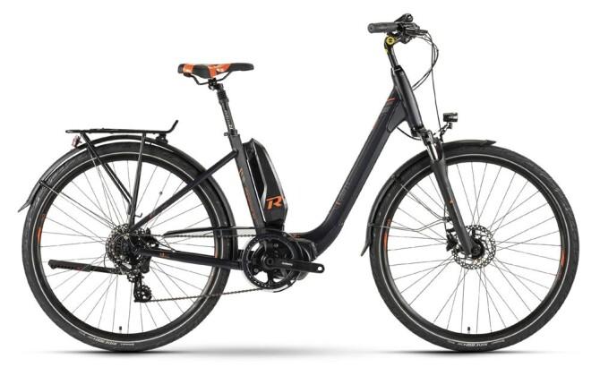 E-Bike Raymon E-Citray 2.0 Schwarz/Rot 2019