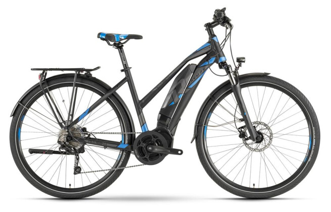 E-Bike Raymon E-Tourray 5.0 Trapez 2019