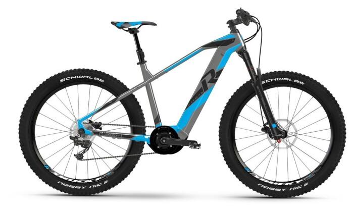 E-Bike Raymon E-Sevenray 8.0 2019