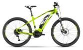 E-Bike Raymon E-Sevenray 4.5 Grün