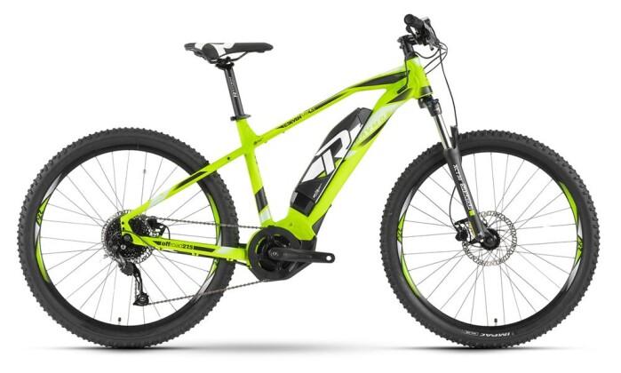E-Bike Raymon E-Sevenray 4.5 Grün 2019