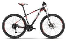 Mountainbike Raymon Sevenray 3.0 Schwarz/Weiß/Rot