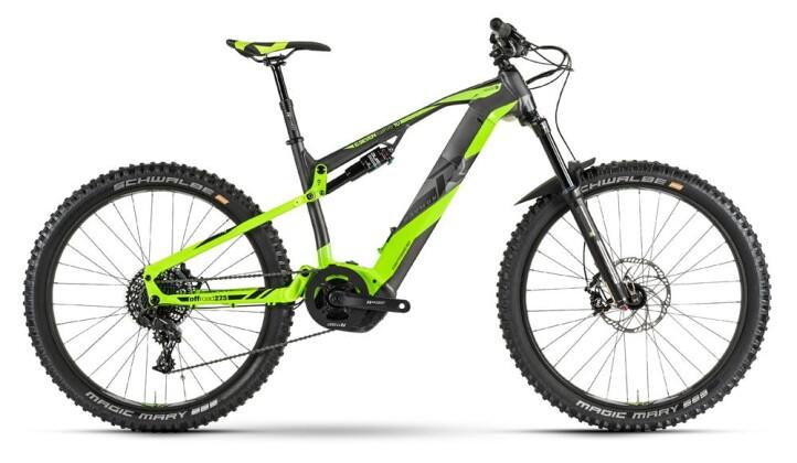 E-Bike Raymon E-SevenTrailRay 10.0 2019