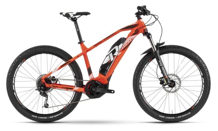 E-Bike Raymon E-Nineray 5.0 2019