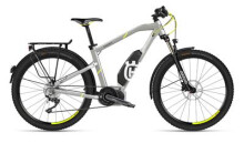 E-Bike Husqvarna E-Bicycles LC1 Allroad Silber/Neon Gelb