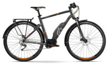 E-Bike Husqvarna Bicycles LT LTD Diamant Magic Schwarz