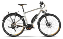 E-Bike Husqvarna Bicycles LT LTD Diamant Polar Silber