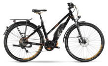 E-Bike Husqvarna Bicycles LT LTD Trapez Magic Schwarz