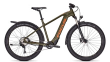 E-Bike Focus WHISTLER² 6.9 EQP Grün