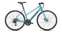 Urban-Bike Focus ARRIBA 3.8 Blau Trapez