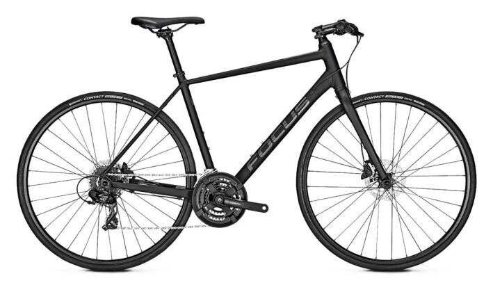 Urban-Bike Focus ARRIBA 3.8 Schwarz Diamant 2019