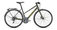 Trekkingbike Focus ARRIBA 3.9 Oliv Trapez