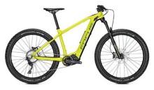 E-Bike Focus JAM² HT 6.8 PLUS Gelb