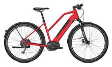 E-Bike Focus PLANET² 6.7 Rot Trapez
