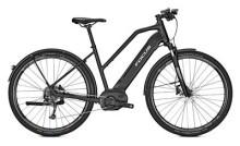 E-Bike Focus PLANET² 6.7 Schwarz Trapez