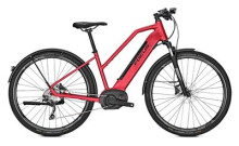 E-Bike Focus PLANET² 6.8 Rot Trapez