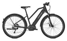 E-Bike Focus PLANET² 6.8 Schwarz Trapez