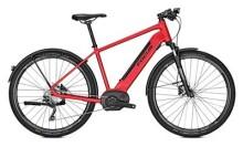 E-Bike Focus PLANET² 6.8 Rot Diamant