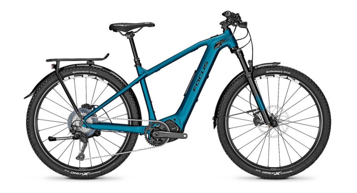 E-Bike Focus AVENTURA² 9.8 2019