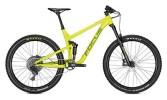 Mountainbike Focus JAM 6.8 SEVEN Gelb