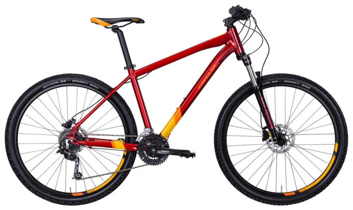 "Mountainbike Kreidler Dice 27,5"" 4.0 2019"