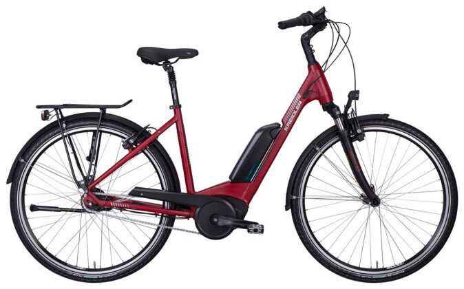 E-Bike Kreidler Vitality Eco 6 Shimano Nexus 8-Gang (Rücktritt) 2019