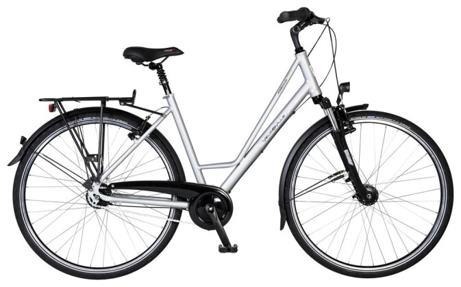 Citybike Velo de Ville A200 27 Gang Shimano Deore Mix 2019