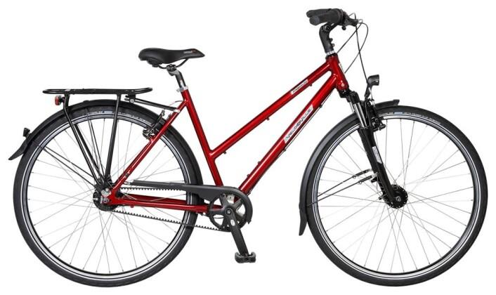Citybike Velo de Ville A200 Belt 8 Gang Shimano Alfine Freilauf 2019