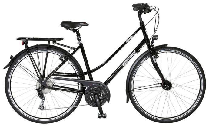 Trekkingbike Velo de Ville A250 CrMo 24 Gang Shimano Acera 2019