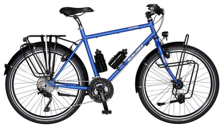 "Trekkingbike Velo de Ville A650 CrMo 26"" 14 Gang Rohloff 2019"