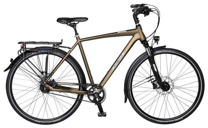 Citybike Velo de Ville A700 Belt 8 Gang Shimano Alfine Freilauf 2019