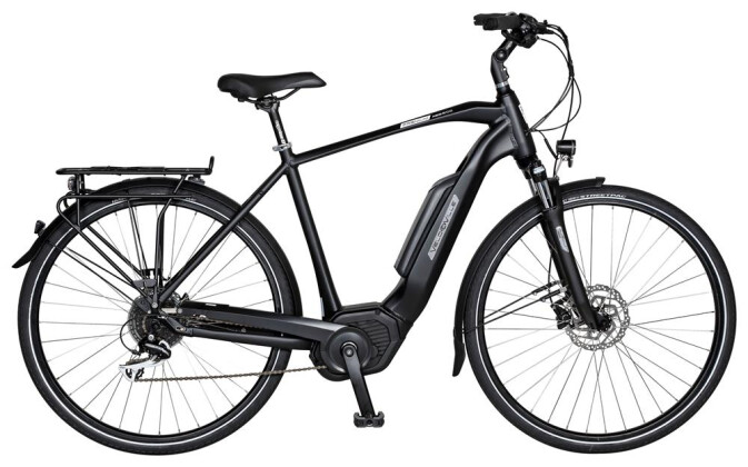 E-Bike Velo de Ville AEB200 8 Gang Shimano Alfine Freilauf 2019