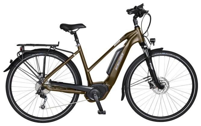 E-Bike Velo de Ville AEB400 8 Gang Shimano Nexus Freilauf 2019
