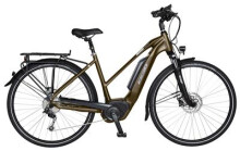 E-Bike Velo de Ville AEB400 11 Gang Shimano Deore XT Mix