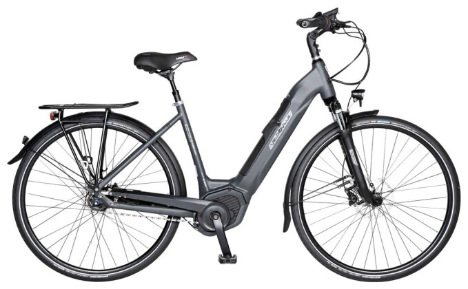 E-Bike Velo de Ville AEB900 11 Gang Shimano Deore XT Mix 2019