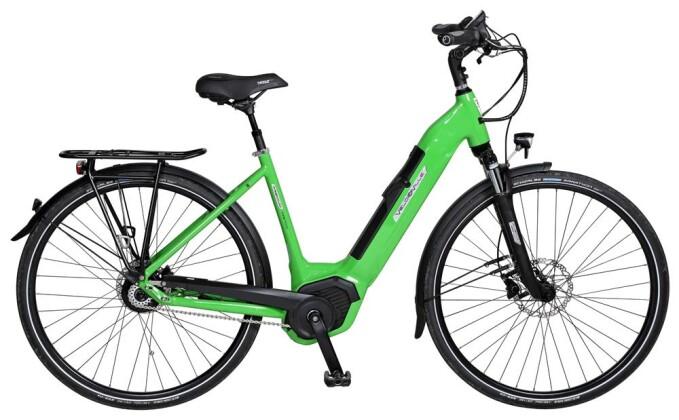 E-Bike Velo de Ville AEB900 E 5 Gang Shimano Nexus Di2 Freilauf 2019