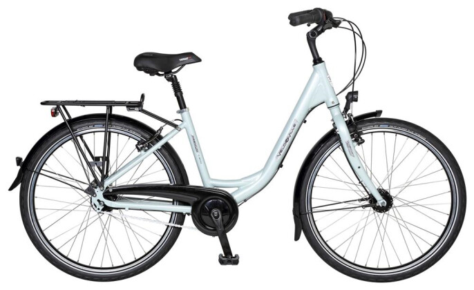 """Citybike Velo de Ville C200 26"""" 8 Gang Shimano Nexus Freilauf 2019"""