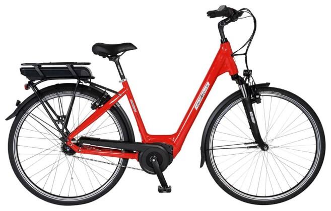 E-Bike Velo de Ville CEB200 9 Gang Shimano Deore Mix 2019