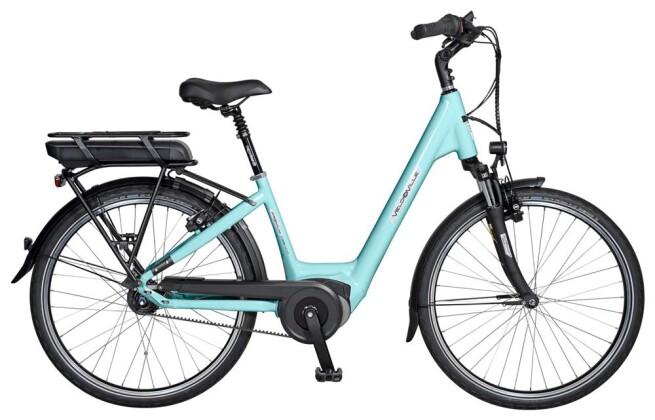 E-Bike Velo de Ville CEB400 Belt 8 Gang Shimano Nexus DI2 Freilauf 2019