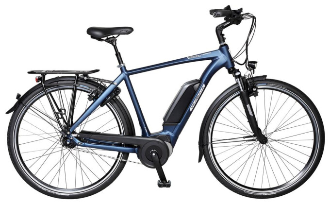 E-Bike Velo de Ville CEB800 14 Gang Rohloff 2019