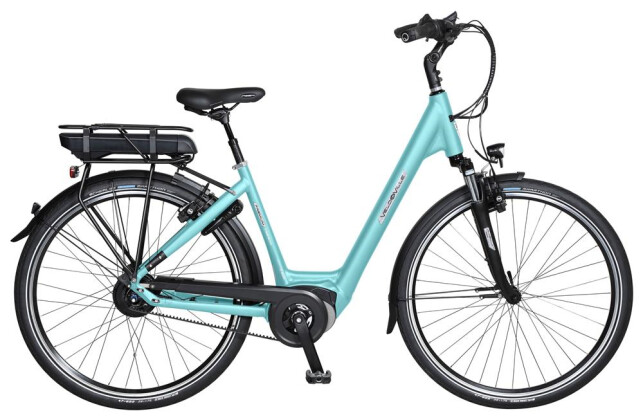 E-Bike Velo de Ville CEB800 Belt Enviolo HSync 2019