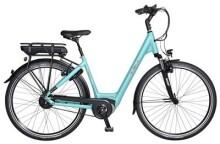E-Bike Velo de Ville CEB800 Belt 8 Gang Shimano Nexus DI2 Freilauf