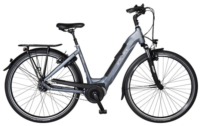 E-Bike Velo de Ville CEB900 8 Gang Shimano Alfine Freilauf 2019
