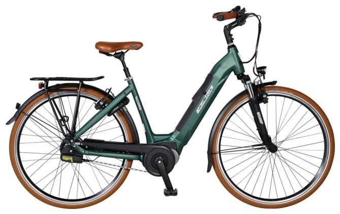 E-Bike Velo de Ville CEB900 E 8 Gang Shimano Nexus DI2 Freilauf 2019