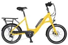 "E-Bike Velo de Ville KEB800 Kompakt 20"" 8 Gang Shimano Nexus Freilauf"