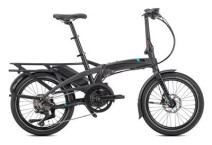 E-Bike Tern Vektron S10 integrierter Gepäckträger