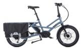 E-Bike Tern GSD S10 Silber