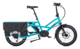 E-Bike Tern GSD S10 Blau